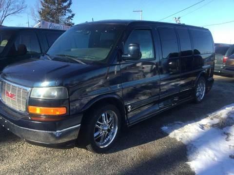 11b704544cdb0a Used GMC Savana Passenger For Sale in Illinois - Carsforsale.com®