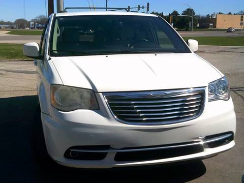 2013 Chrysler Town and Country for sale in South Beloit, IL