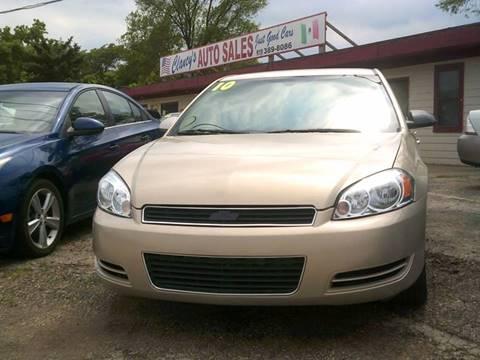2010 Chevrolet Impala for sale in South Beloit, IL