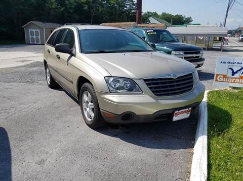 2006 Chrysler Pacifica for sale at Affordable Auto Sales & Service in Berkeley Springs WV