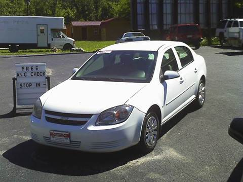2010 Chevrolet Cobalt for sale at Affordable Auto Sales & Service in Berkeley Springs WV