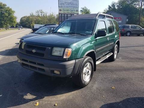 2001 Nissan Xterra for sale at Affordable Auto Sales & Service in Berkeley Springs WV