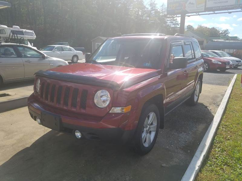 2011 Jeep Patriot for sale at Affordable Auto Sales & Service in Berkeley Springs WV
