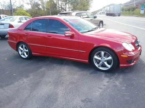2005 Mercedes-Benz C-Class for sale at Affordable Auto Sales & Service in Berkeley Springs WV