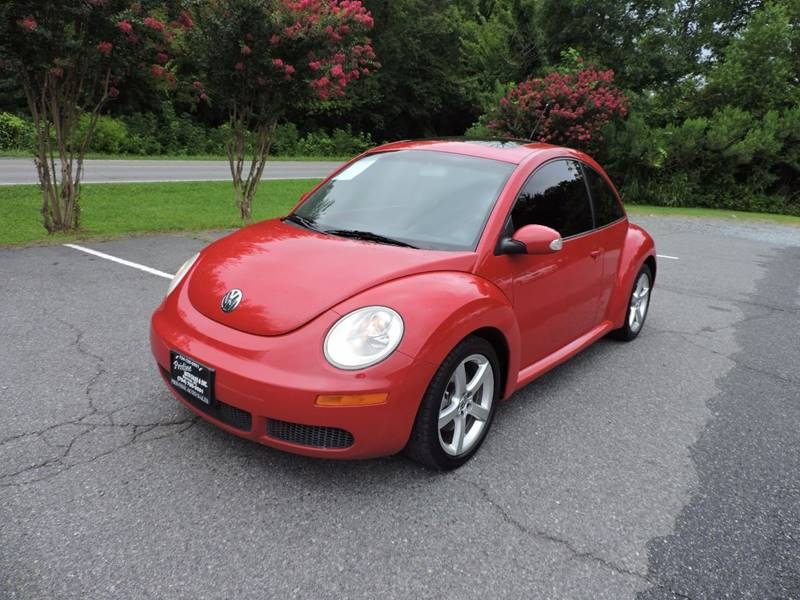 2009 Volkswagen New Beetle 2dr Coupe 6A - Monroe NC