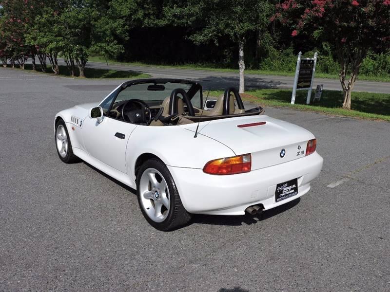 1998 BMW Z3 2.8 2dr Convertible - Monroe NC