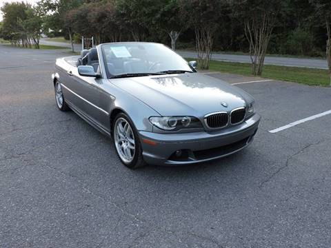 2005 BMW 3 Series for sale at Pristine Auto Sales in Monroe NC