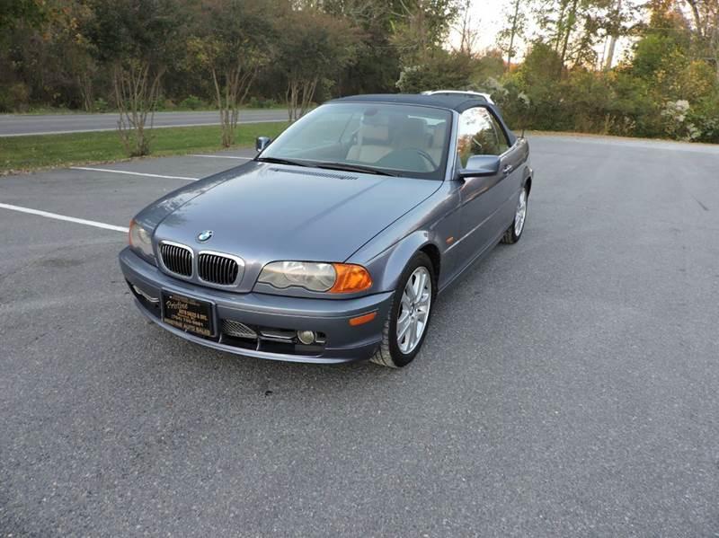 2001 BMW 3 Series 330Ci 2dr Convertible - Monroe NC