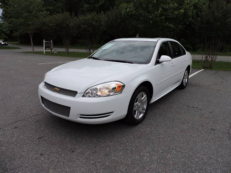2014 Chevrolet Impala Limited LT Fleet 4dr Sedan - Monroe NC