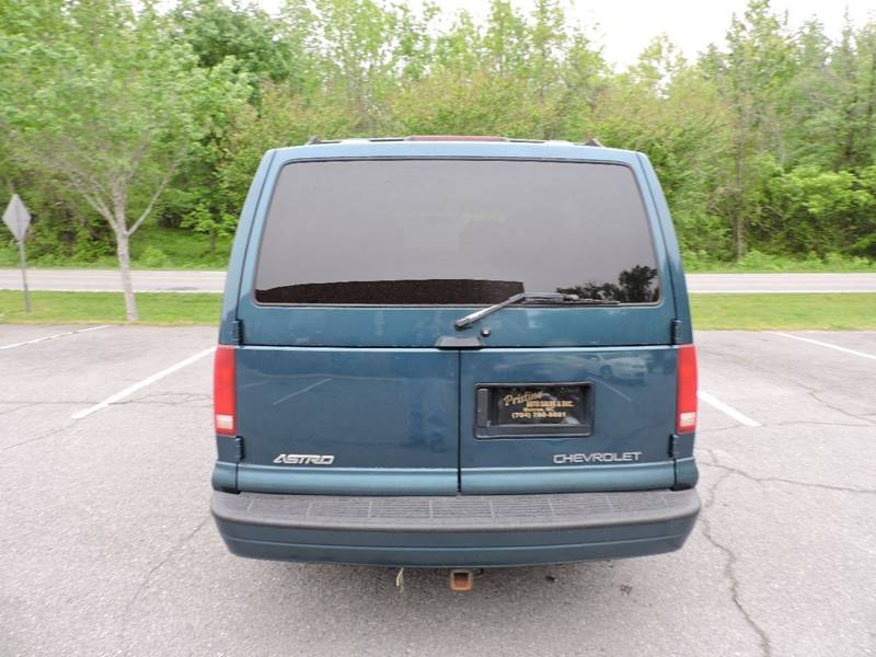 2001 Chevrolet Astro 3dr LS Extended Mini-Van RWD - Monroe NC