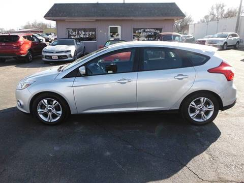 Used Ford Focus For Sale In Salina Ks Carsforsale Com