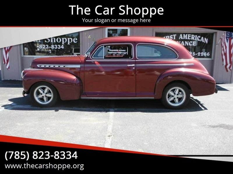 Car Dealerships Salina Ks >> The Car Shoppe Car Dealer In Salina Ks