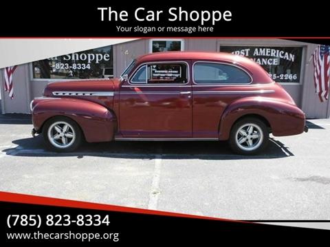 1941 Chevrolet Street Rod for sale in Salina, KS
