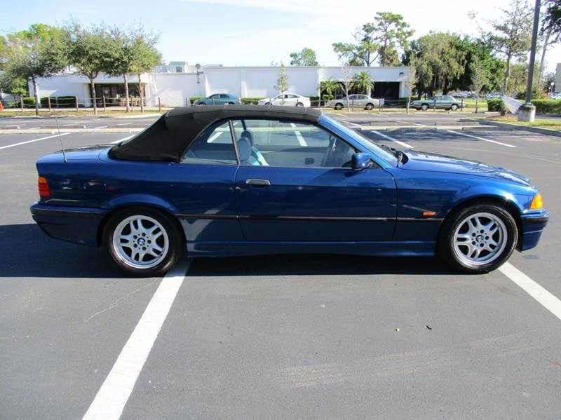 Bmw Series I Dr Convertible In Lehigh Acres FL Gas - 1997 bmw 328i convertible