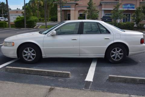 2001 Cadillac Seville for sale in Lehigh Acres, FL