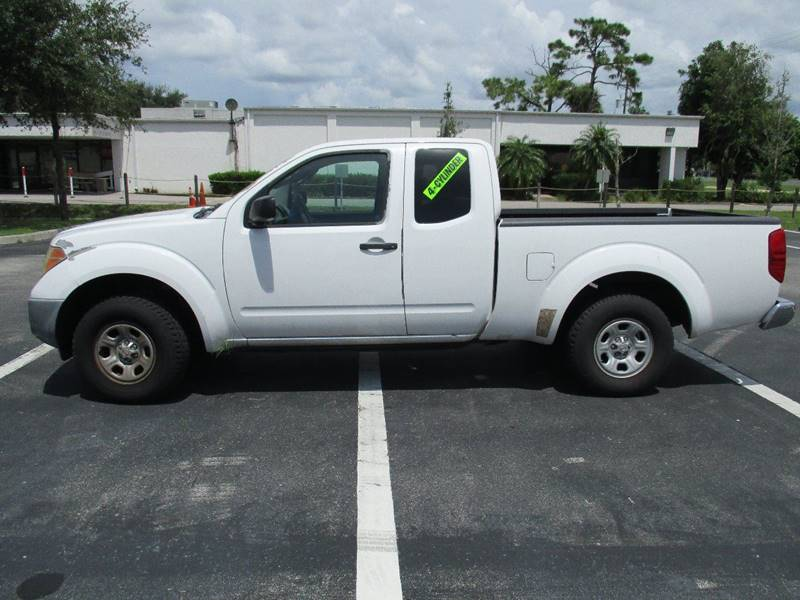 2005 Nissan Frontier 4dr King Cab Xe Rwd Sb In Lehigh Acres Fl Gas