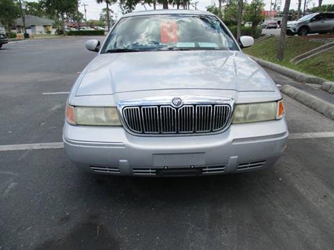 2001 Mercury Grand Marquis for sale in Lehigh Acres, FL