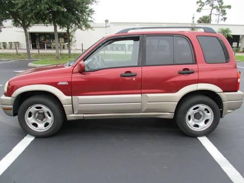 2002 Suzuki Grand Vitara for sale in Lehigh Acres, FL