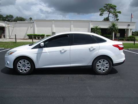 2012 Ford Focus for sale in Lehigh Acres, FL