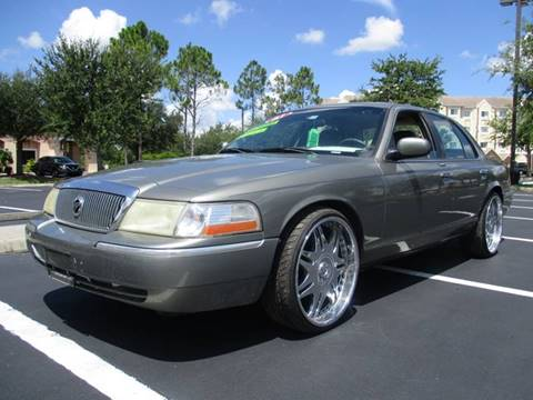 2003 Mercury Grand Marquis for sale in Lehigh Acres, FL