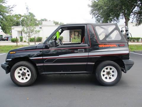 1993 Geo Tracker For Sale In Lehigh Acres Fl