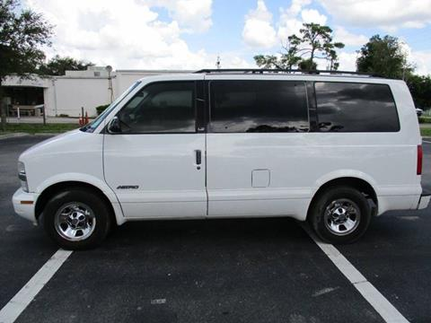 1999 Chevrolet Astro for sale in Lehigh Acres, FL