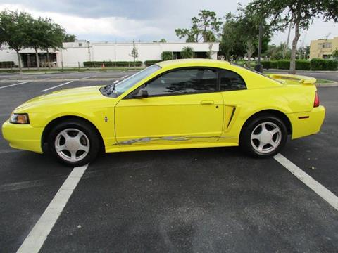 2003 Ford Mustang for sale in Lehigh Acres, FL