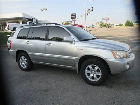 2001 Toyota Highlander for sale at Henderson Auto Sales in Poplar Bluff MO