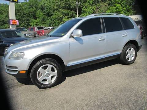 2007 Volkswagen Touareg for sale at Henderson Auto Sales in Poplar Bluff MO