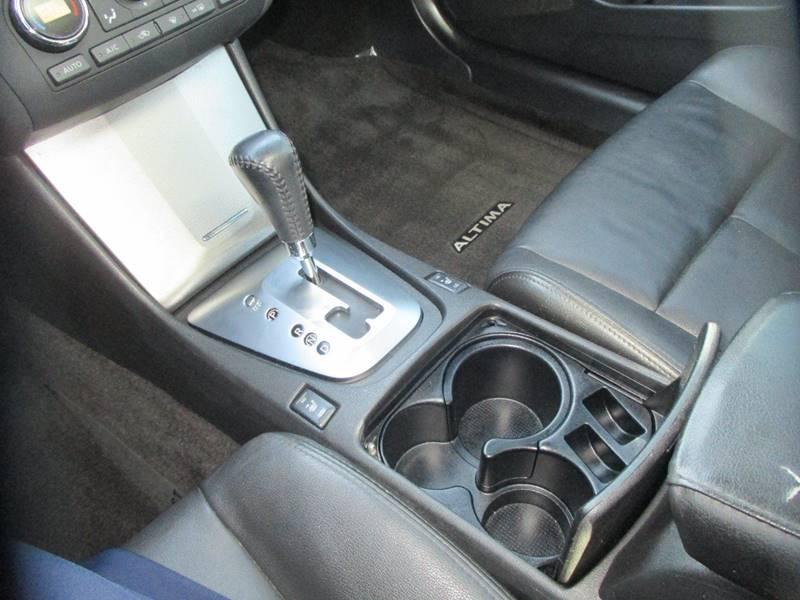 2009 Nissan Altima for sale at Henderson Auto Sales in Poplar Bluff MO
