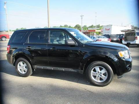 2012 Ford Escape for sale at Henderson Auto Sales in Poplar Bluff MO