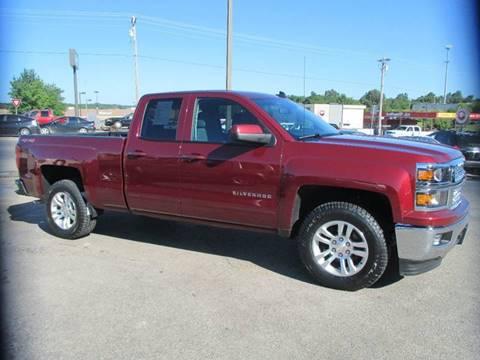 2015 Chevrolet Silverado 1500 for sale at Henderson Auto Sales in Poplar Bluff MO
