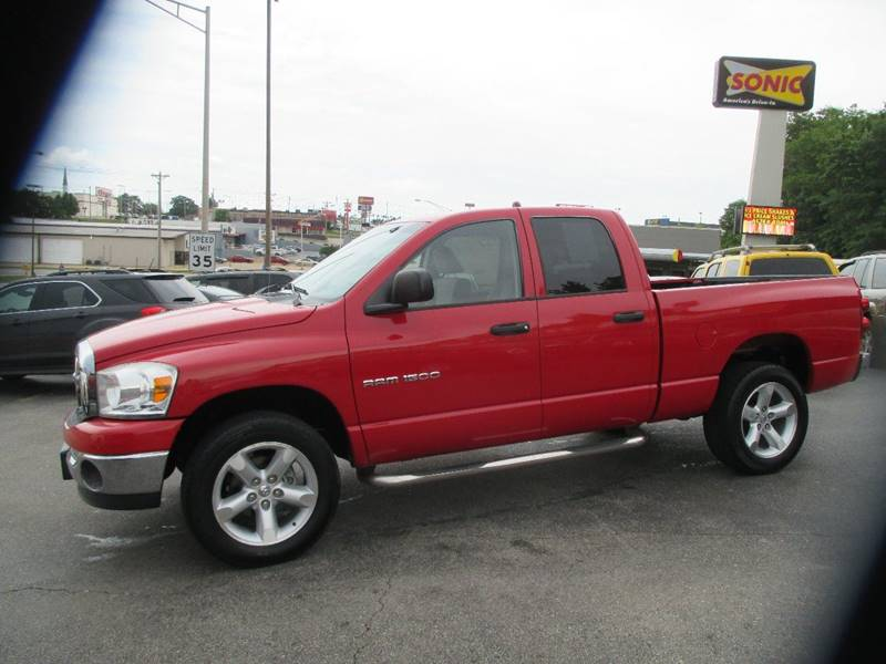 2007 Dodge Ram Pickup 1500 for sale at Henderson Auto Sales in Poplar Bluff MO
