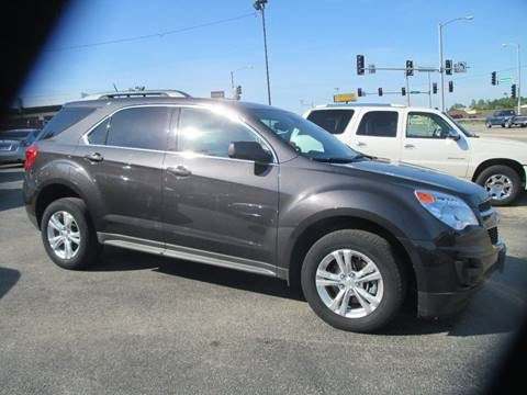 2015 Chevrolet Equinox for sale at Henderson Auto Sales in Poplar Bluff MO