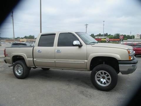 2004 Chevrolet Silverado 1500 for sale at Henderson Auto Sales in Poplar Bluff MO