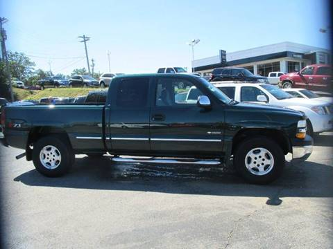 2002 Chevrolet Silverado 1500 for sale at Henderson Auto Sales in Poplar Bluff MO