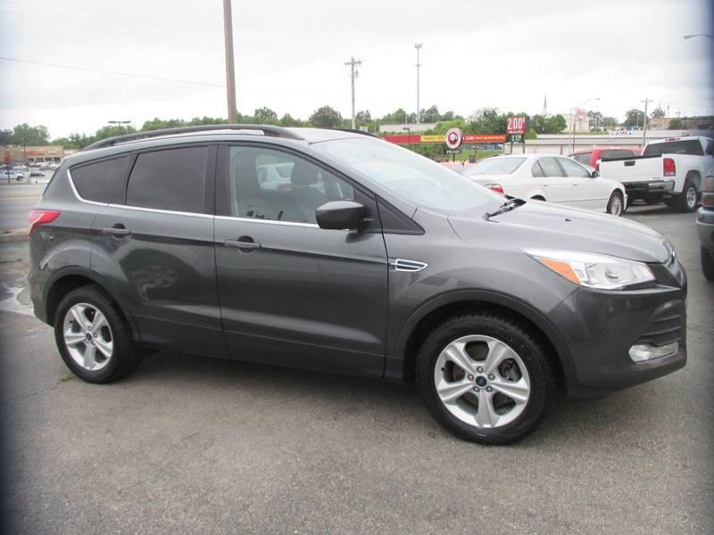 2015 Ford Escape for sale at Henderson Auto Sales in Poplar Bluff MO