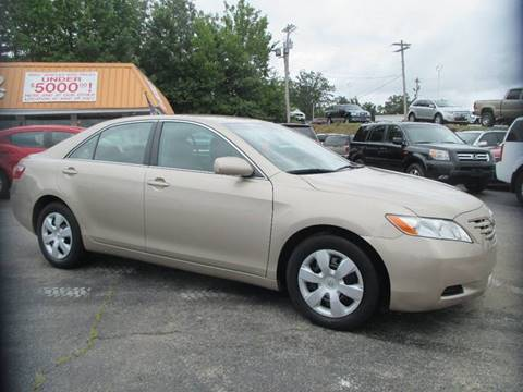 2007 Toyota Camry for sale at Henderson Auto Sales in Poplar Bluff MO