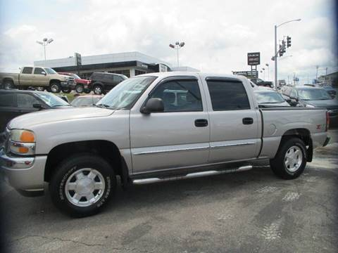 2005 GMC Sierra 1500 for sale at Henderson Auto Sales in Poplar Bluff MO