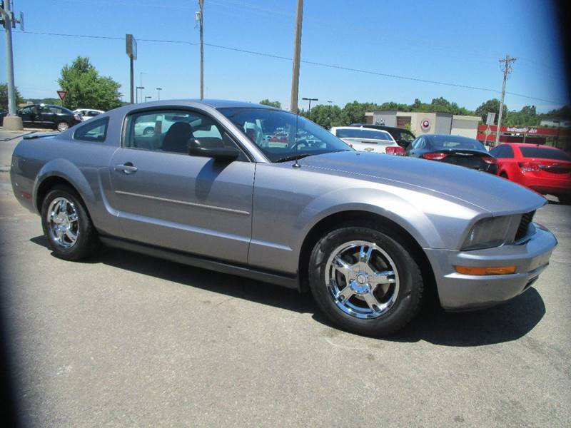 2007 Ford Mustang for sale at Henderson Auto Sales in Poplar Bluff MO