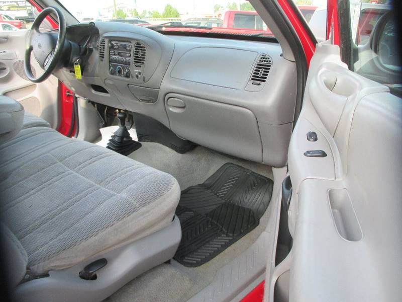 1998 Ford F-150 for sale at Henderson Auto Sales in Poplar Bluff MO