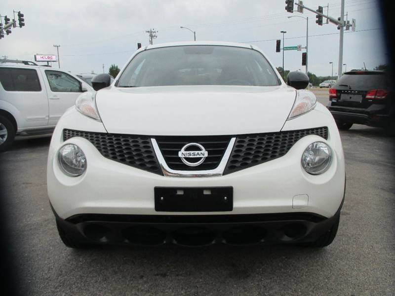 2014 Nissan JUKE for sale at Henderson Auto Sales in Poplar Bluff MO