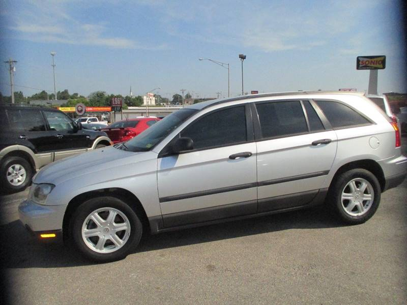 2005 Chrysler Pacifica for sale at Henderson Auto Sales in Poplar Bluff MO