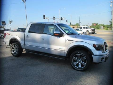 2014 Ford F-150 for sale at Henderson Auto Sales in Poplar Bluff MO