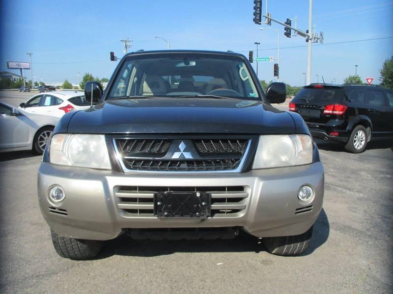 2004 Mitsubishi Montero for sale at Henderson Auto Sales in Poplar Bluff MO