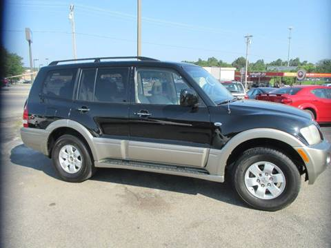 2004 Mitsubishi Montero for sale at Henderson Auto Sales in Poplar Bluff MO