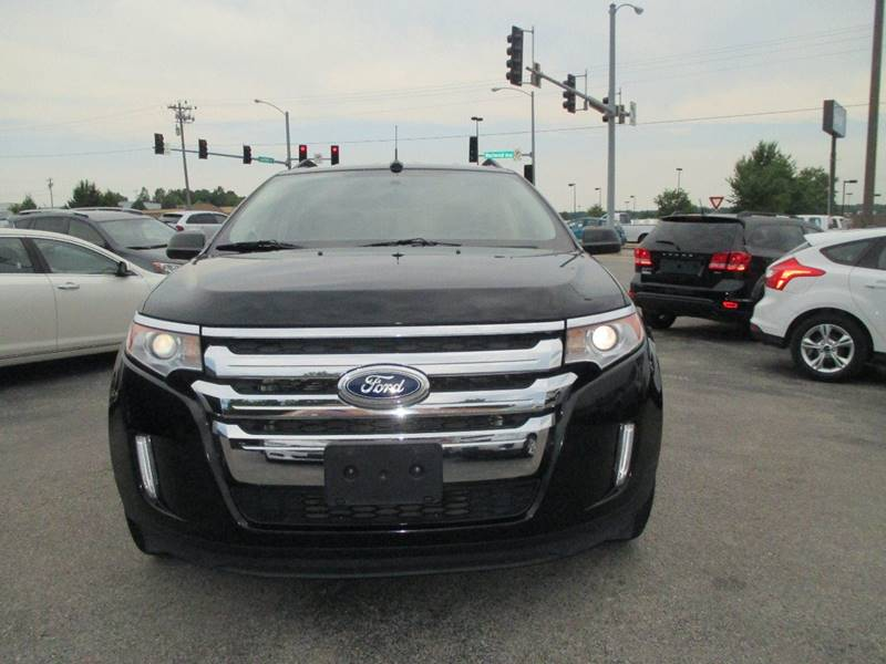 2012 Ford Edge for sale at Henderson Auto Sales in Poplar Bluff MO