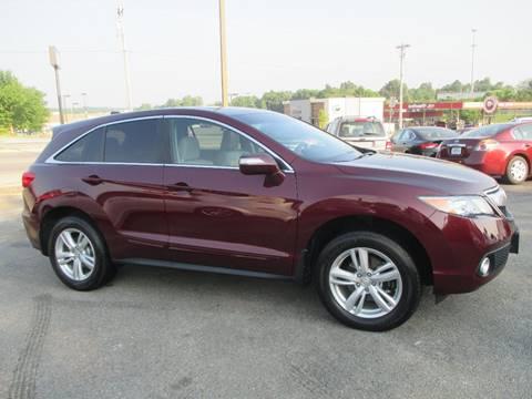 2013 Acura RDX for sale at Henderson Auto Sales in Poplar Bluff MO