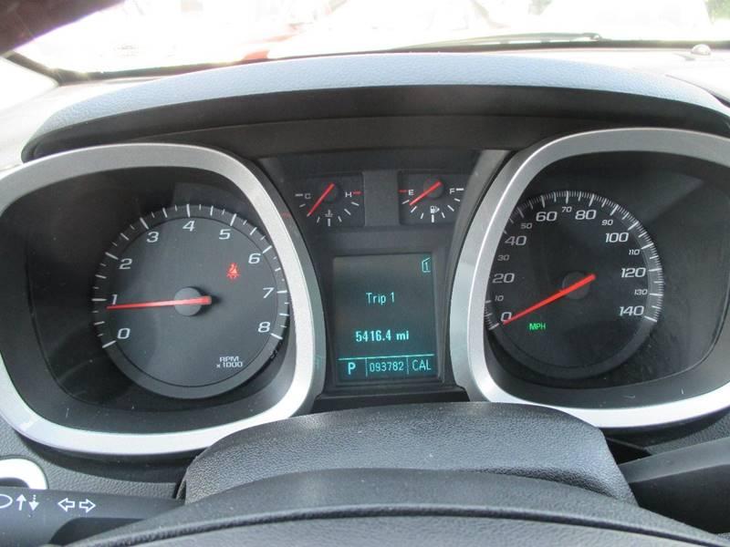 2011 Chevrolet Equinox for sale at Henderson Auto Sales in Poplar Bluff MO