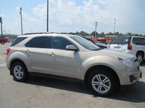 2011 Chevrolet Equinox for sale at Henderson Auto Sales in Poplar Bluff MO